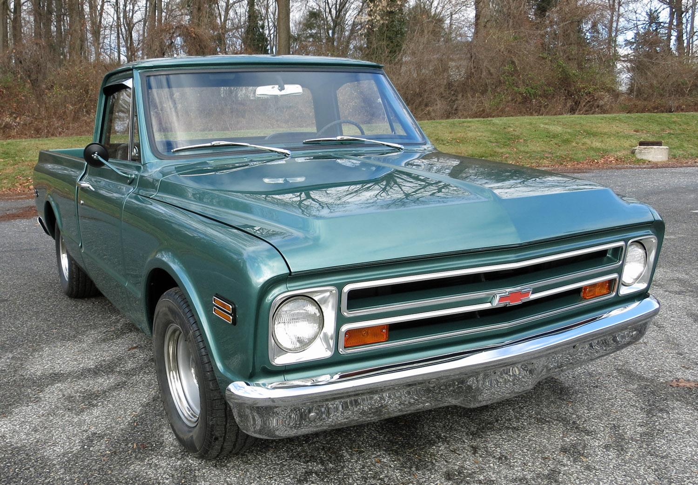 1968 Chevrolet 1/2-Ton Pickup