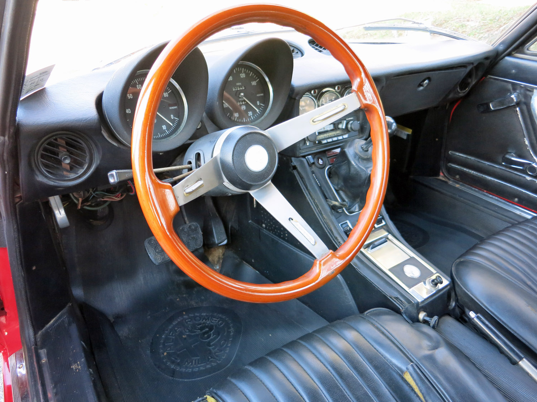 1974 Alfa Romeo Spider