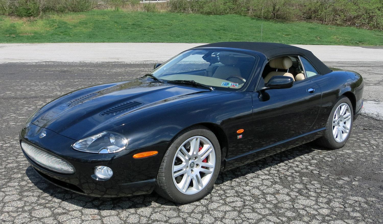 2005 Jaguar XKR