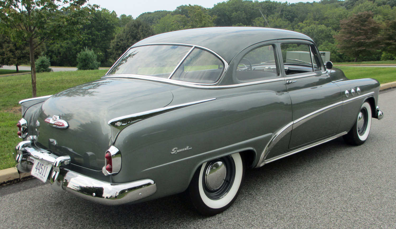 What Color To Paint Doors 1952 Buick Special Connors Motorcar Company