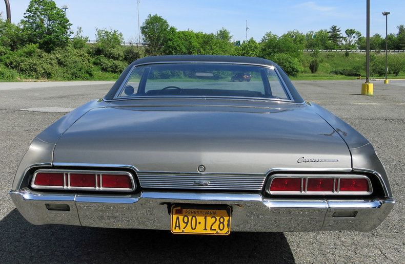 1967 1967 Chevrolet Caprice For Sale