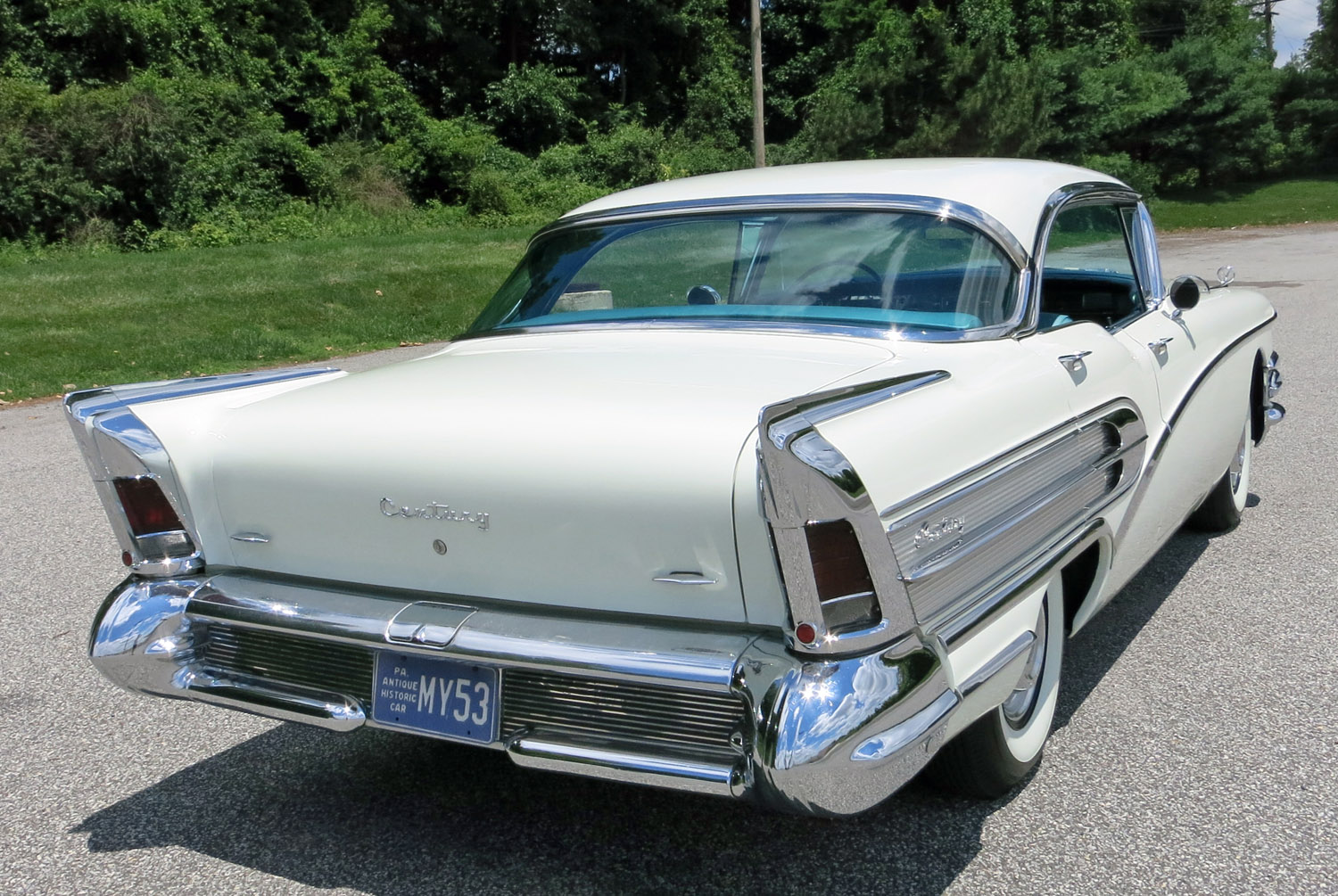 1958 Buick Century Connors Motorcar Company