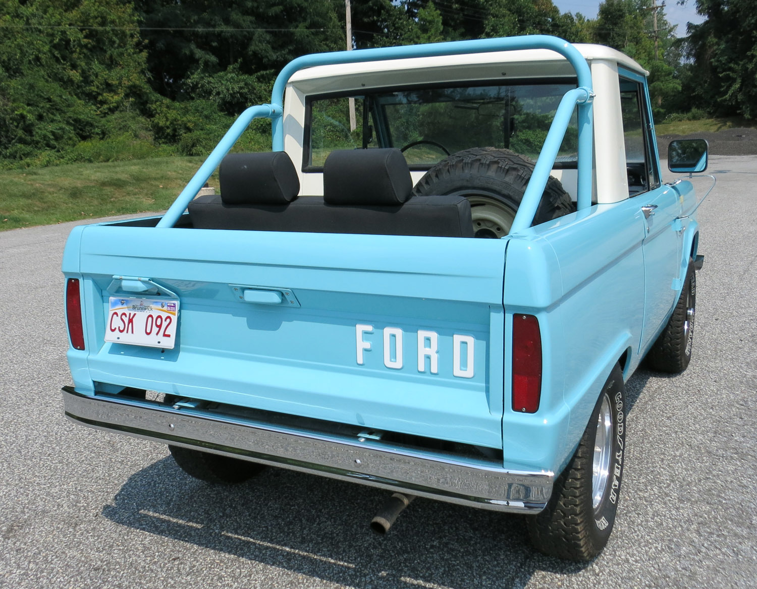 1966 Ford Bronco