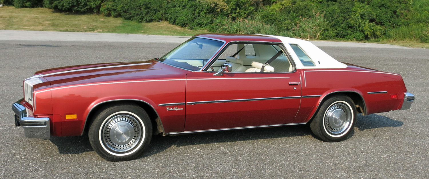 1976 Oldsmobile Cutlass
