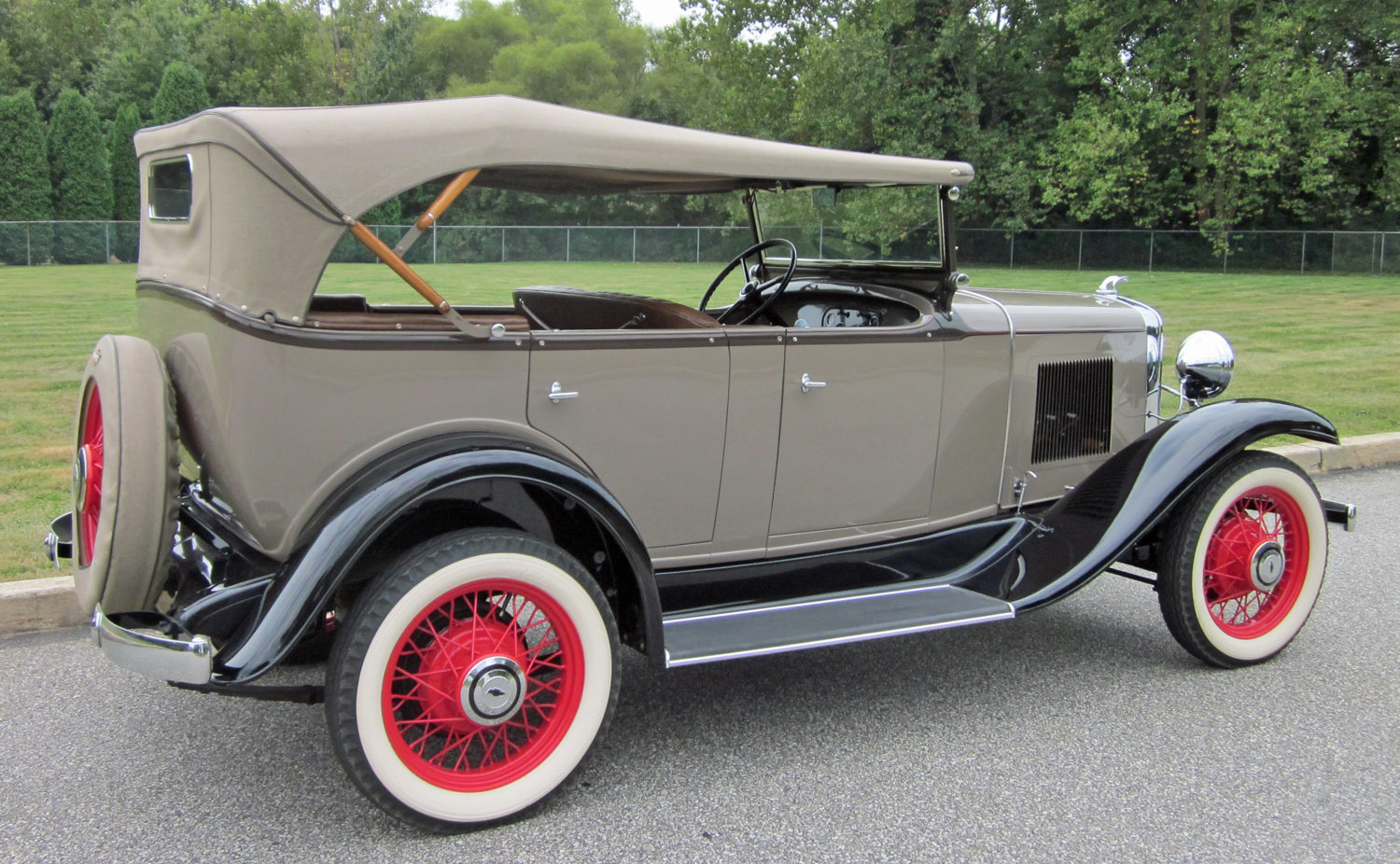 1931 Chevrolet Independence | Connors Motorcar Company