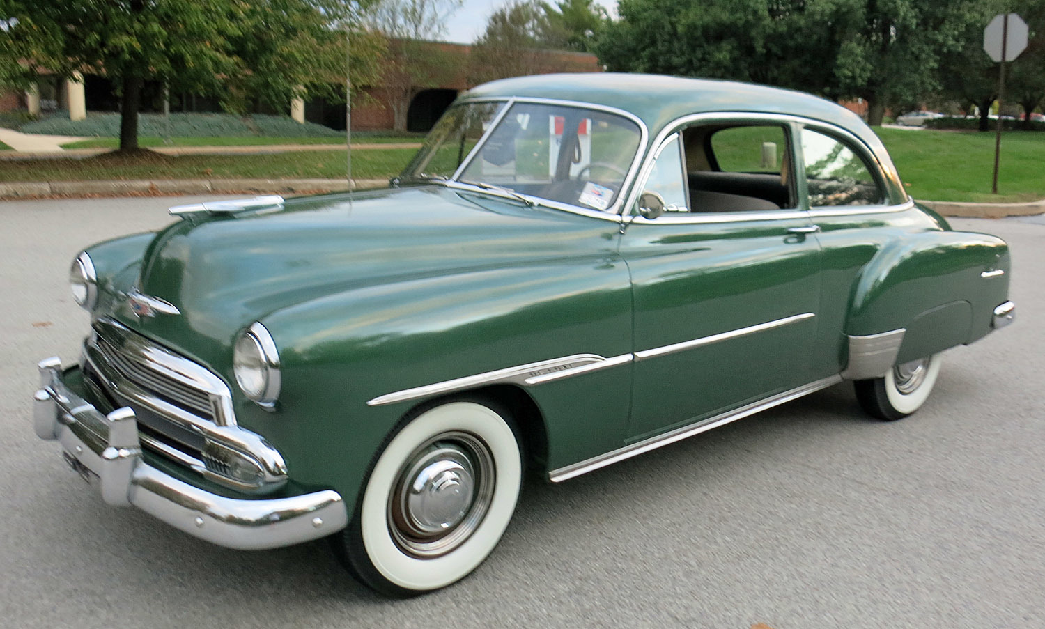 All American Chevy >> 1951 Chevrolet Styleline | Connors Motorcar Company