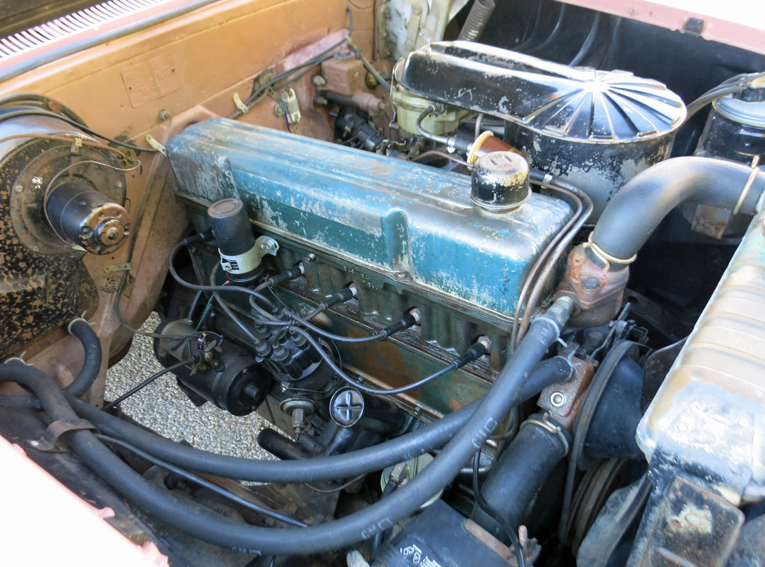1958 Chevrolet 6 Cylinder Engine. 1958. Engine Problems And Solutions
