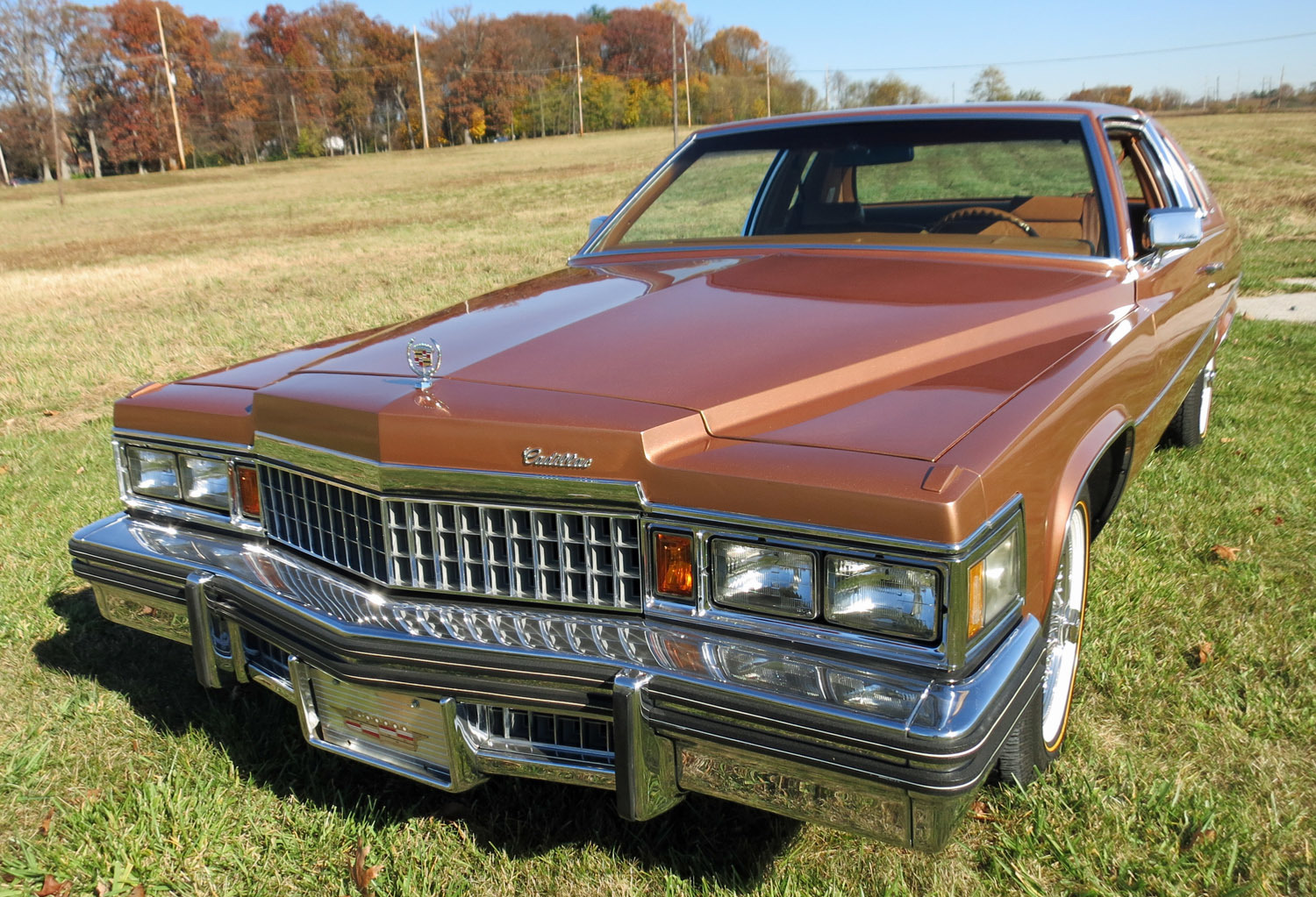 1978 Cadillac Coupe DeVille