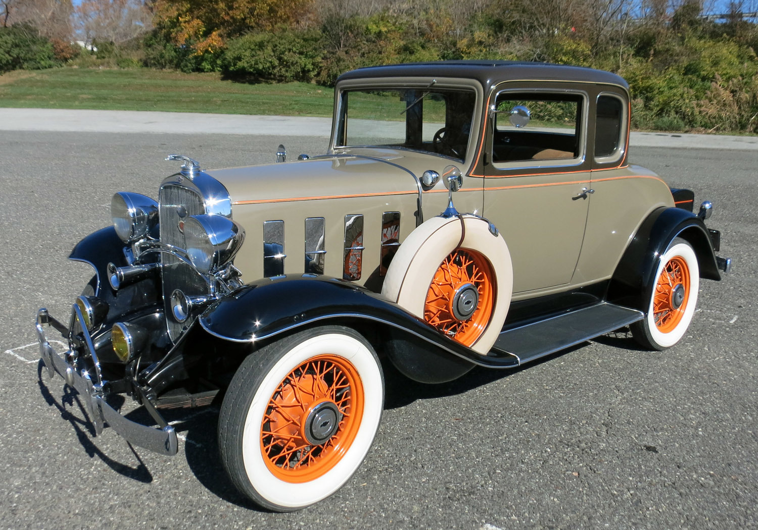 1932 Chevrolet Confederate