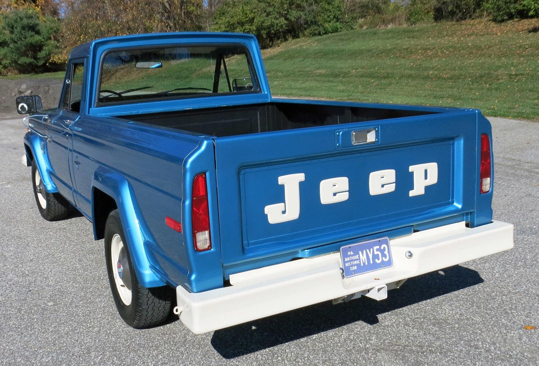 1973 Jeep J-Series