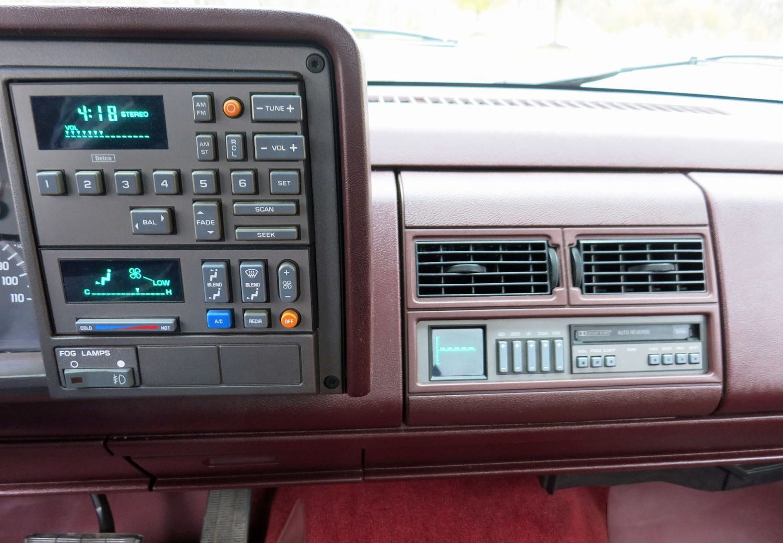 1992 Chevrolet Silverado