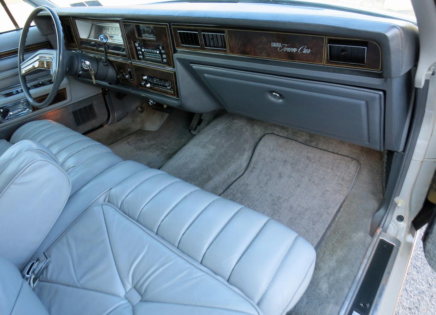 1979 Lincoln Town Car