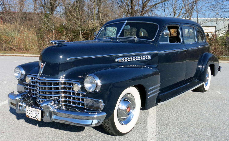 1942 Cadillac Fleetwood