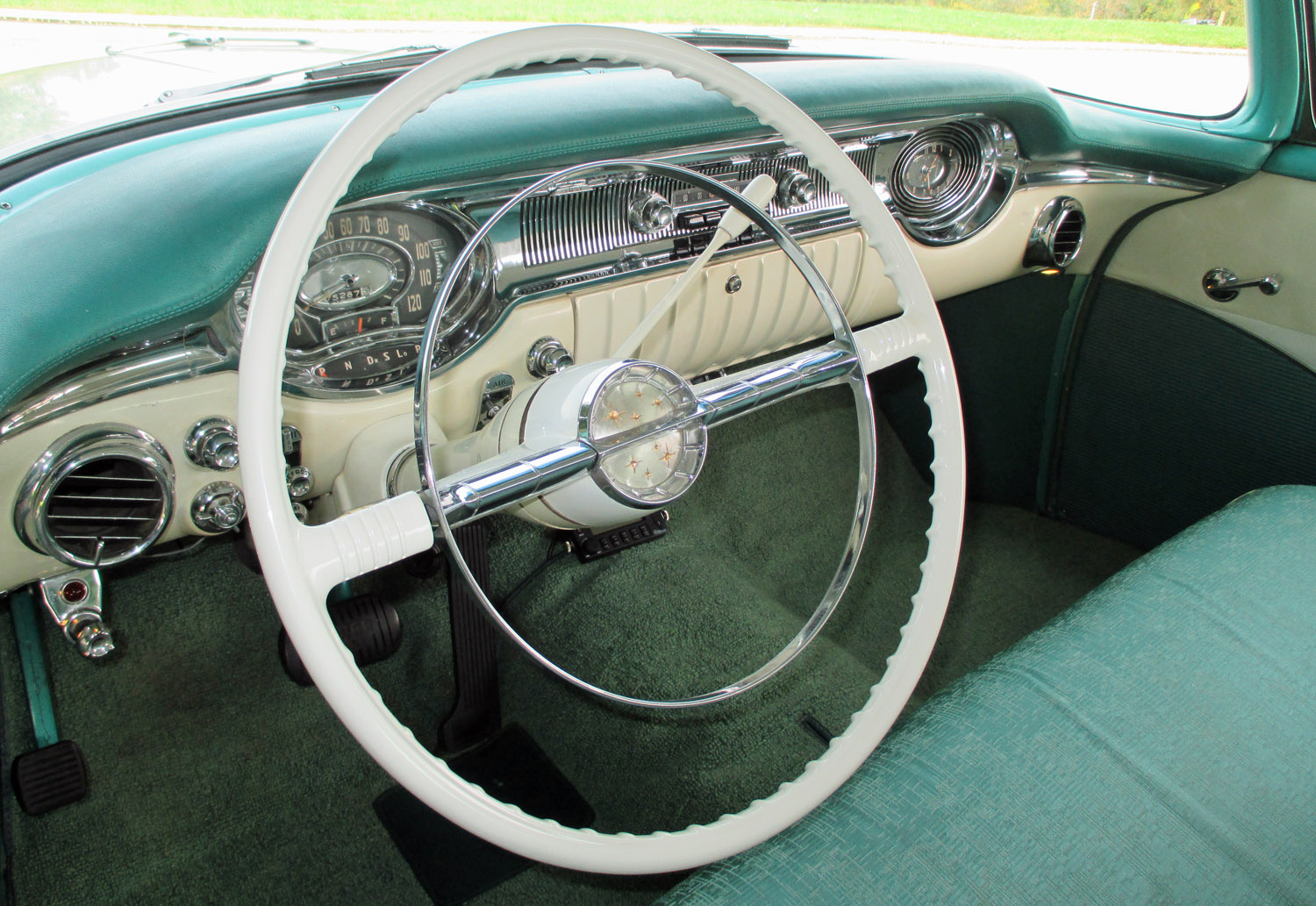 1956 Oldsmobile Super 88 Connors Motorcar Company