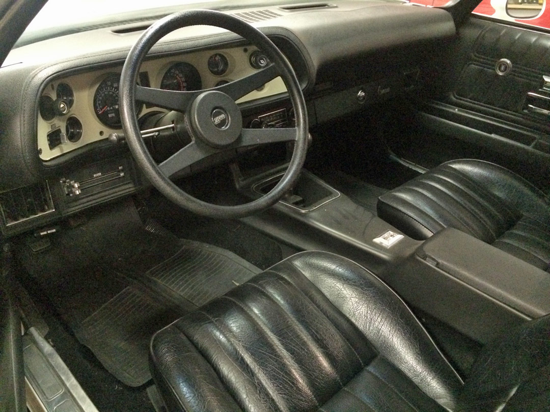 1977 Chevrolet Camaro Connors Motorcar Company