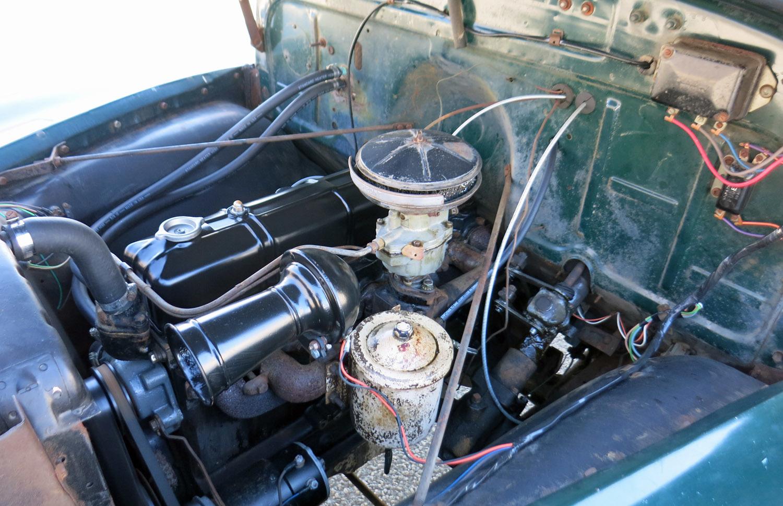 1952 Chevrolet 3600