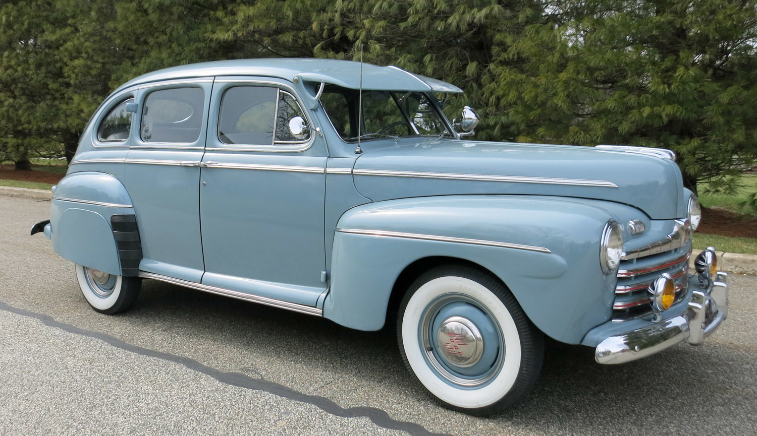 1946 Ford Deluxe Connors Motorcar Company