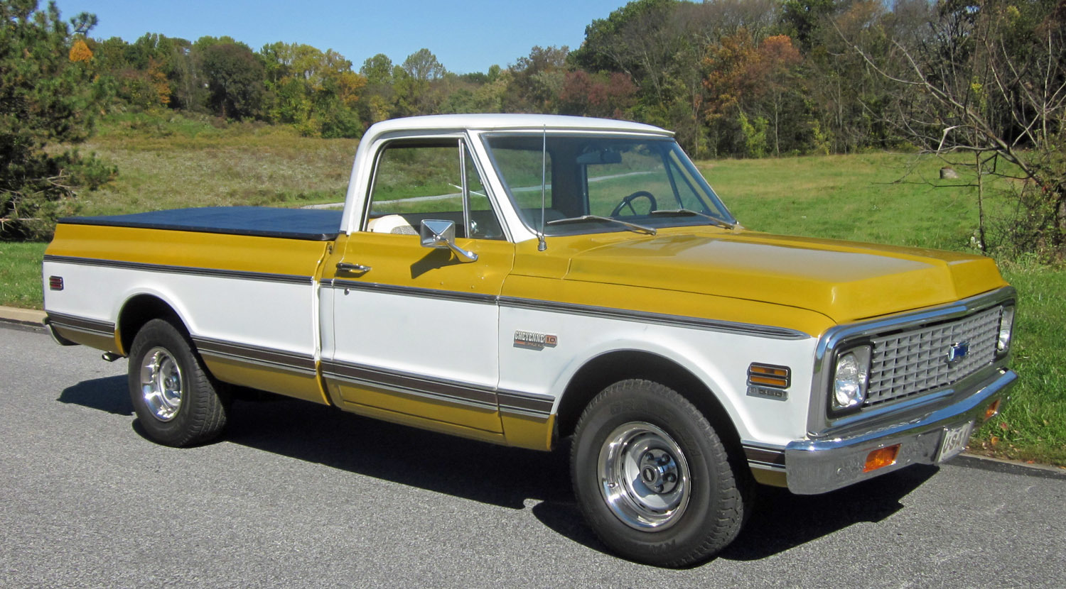 All Chevy c10 72 chevy : All Chevy » 1972 Chevrolet C10 - Old Chevy Photos Collection, All ...