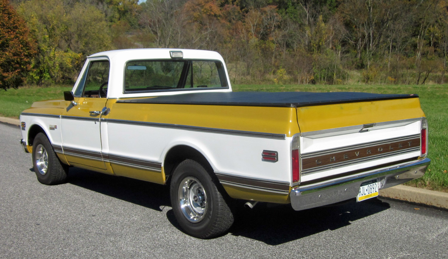 All Chevy chevy cheyenne c10 : 1972 Chevrolet C10 | Connors Motorcar Company