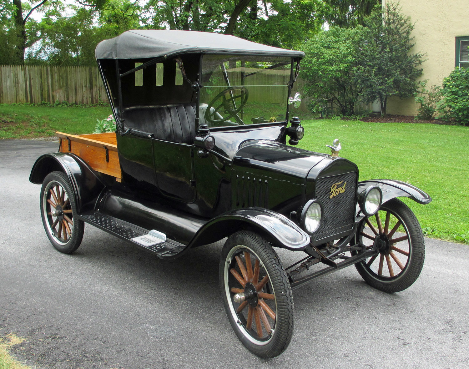 1922 Ford Model T