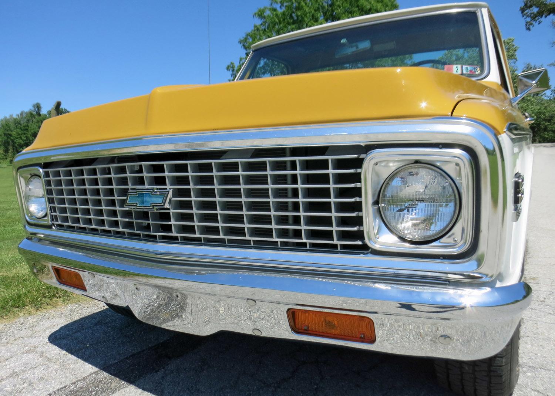 1972 Chevrolet C/K 10 Series