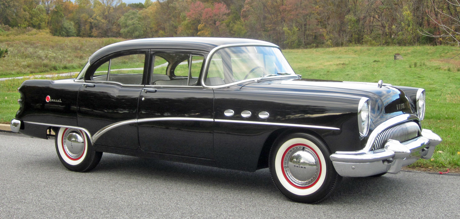 1954 Buick Special Connors Motorcar Company