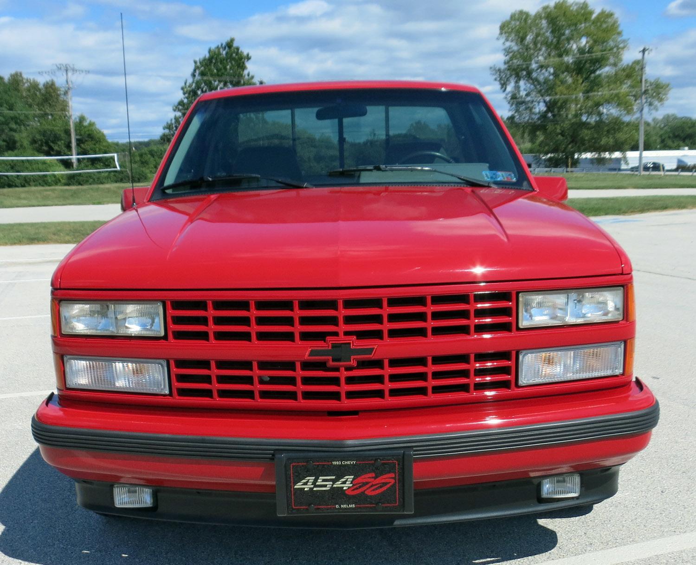 1993 Chevrolet Silverado