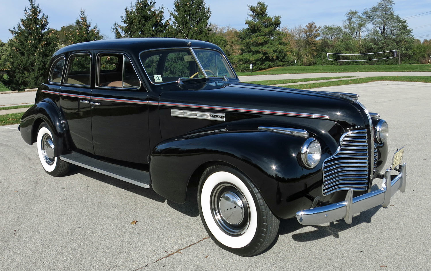 1940 Buick Century Connors Motorcar Company