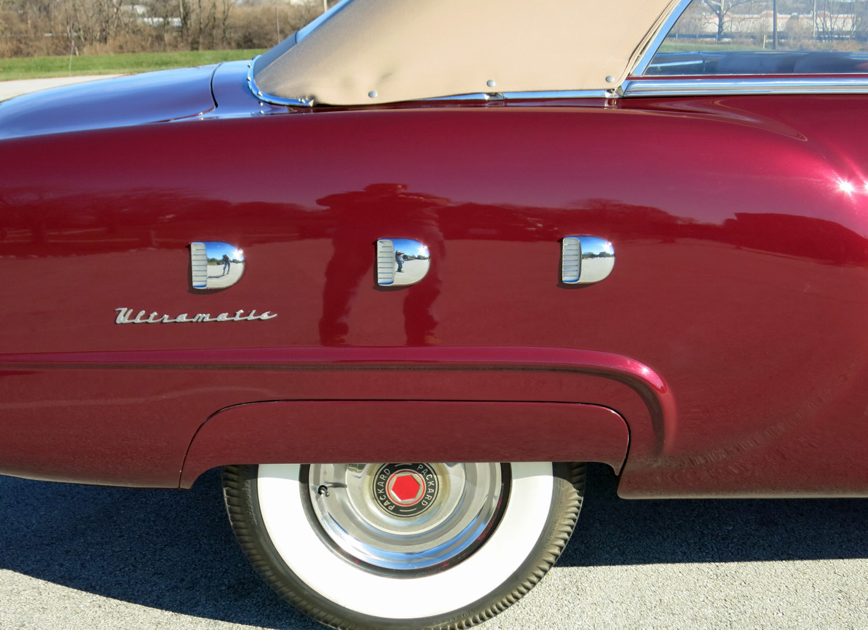 1951 Packard 250
