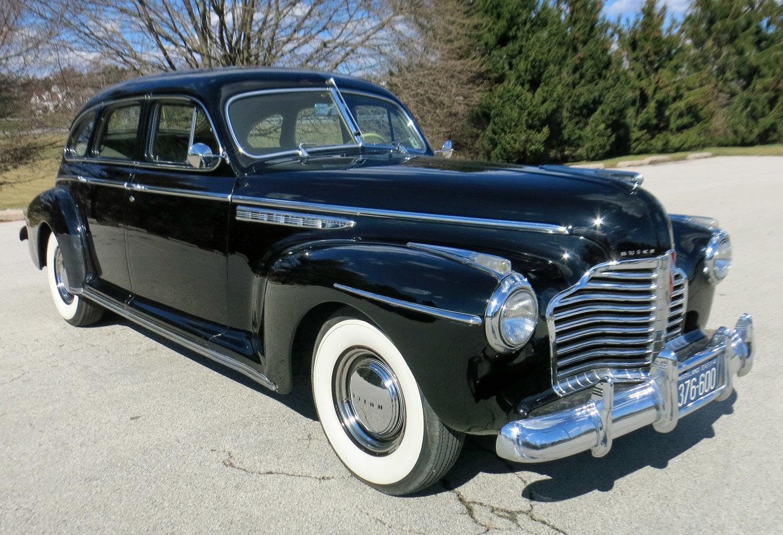 1941 Buick Century Connors Motorcar Company Pontiac Star Chief