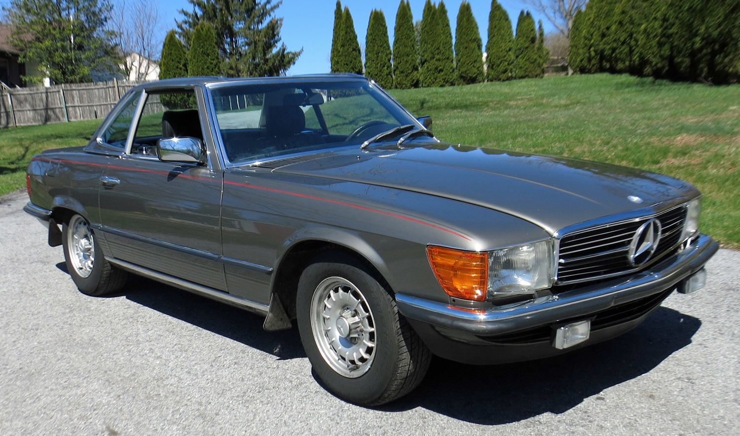 1983 Mercedes-Benz 500 SL