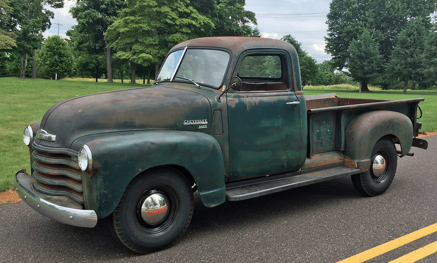 1949 Chevrolet 3-Window Pickup | Connors Motorcar Company