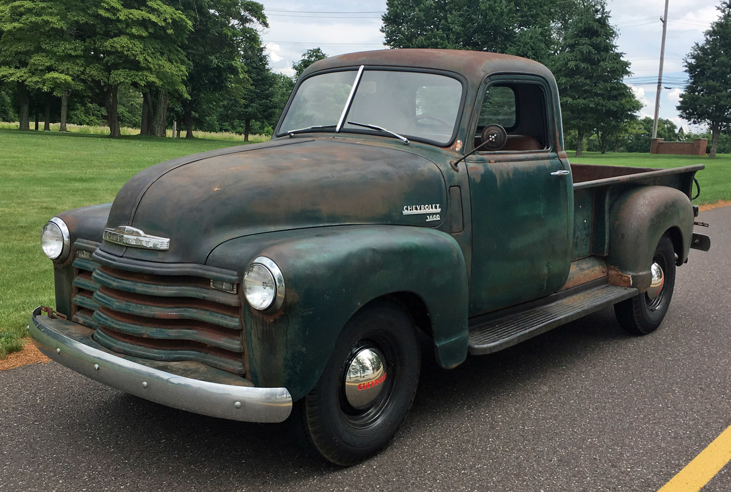 Truck chevy 1980 truck : 1949 Chevrolet 3-Window Pickup | Connors Motorcar Company
