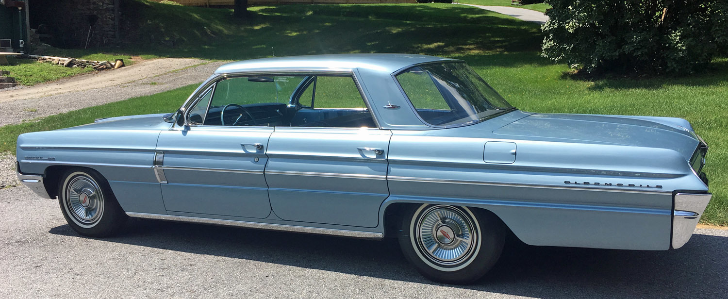 1962 Oldsmobile Super 88