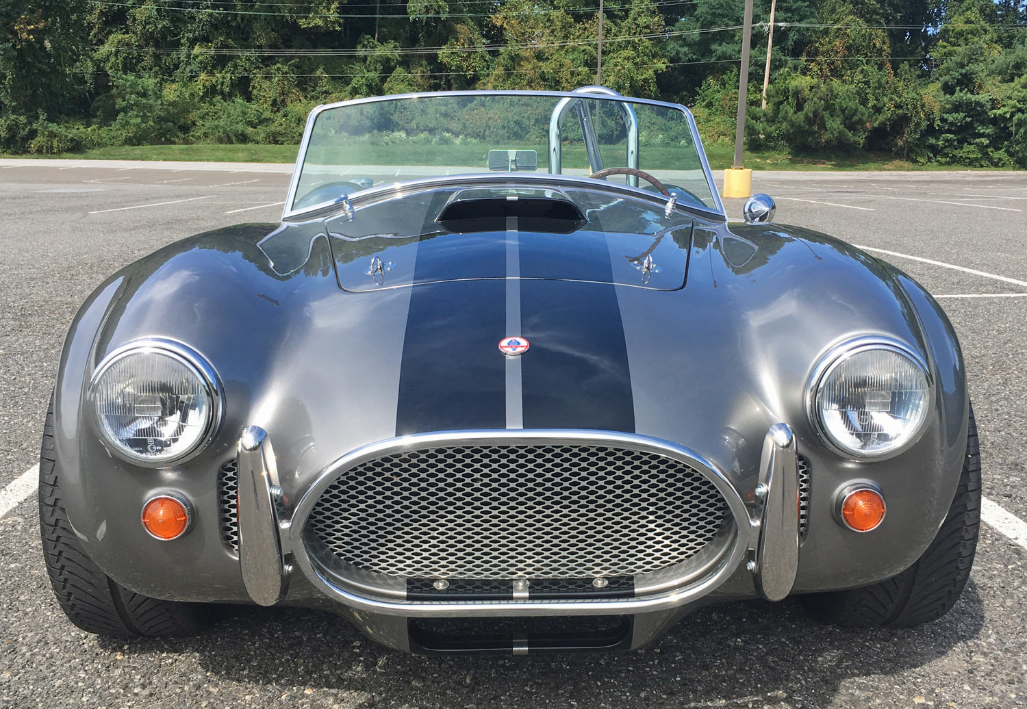 1965 Shelby Cobra : 1965 Shelby Cobra Replica By Factory Five
