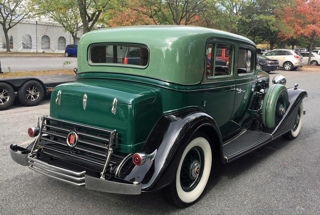 1933 cadillac v12 for sale 68113 mcg. Black Bedroom Furniture Sets. Home Design Ideas