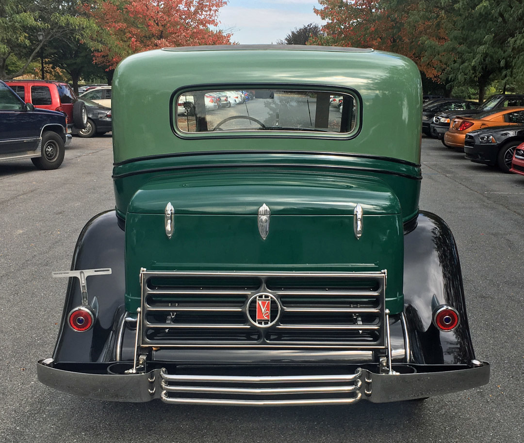 1933 Cadillac V12 For Sale #68113
