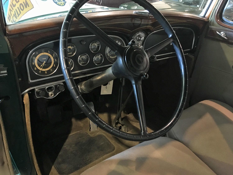 1933 Cadillac V12