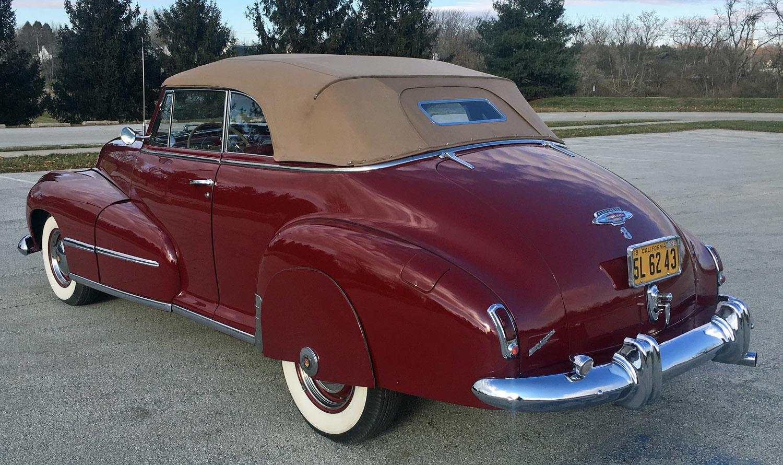 1948 Oldsmobile Dynamic 68