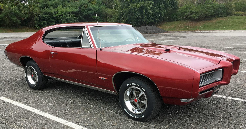 1968 Pontiac Gto Connors Motorcar Company
