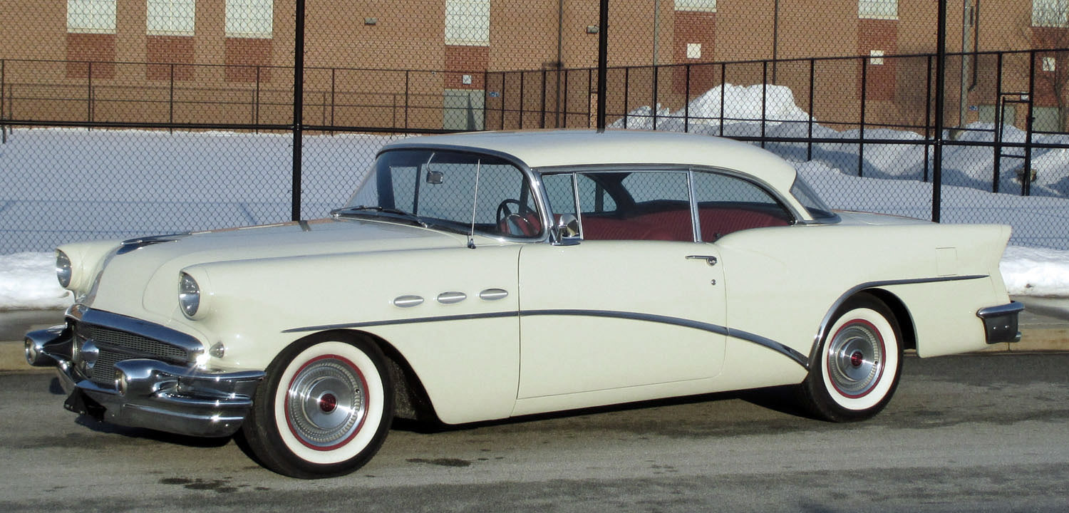 1956 Buick Special Connors Motorcar Company