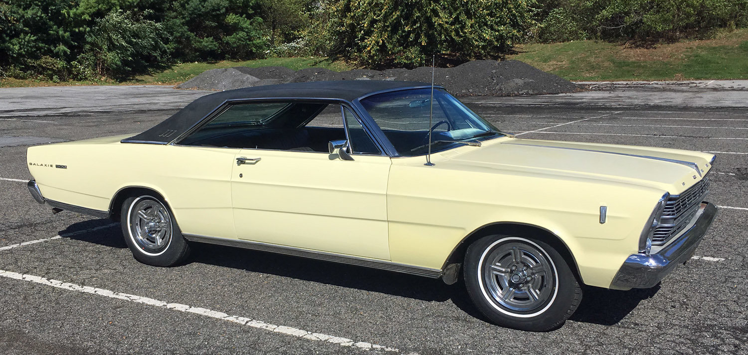 1966 Ford Galaxie 500 For Sale 72678 Mcg