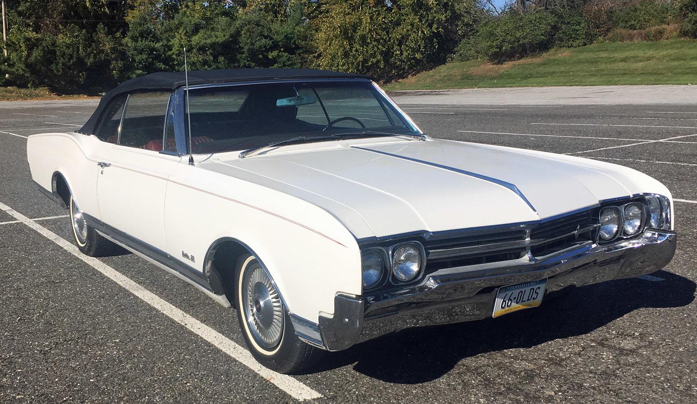 1966 Oldsmobile Delta 88 Ebay