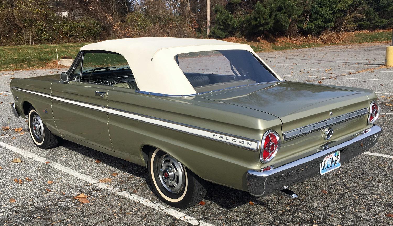 1965 Ford Falcon Futura Ebay