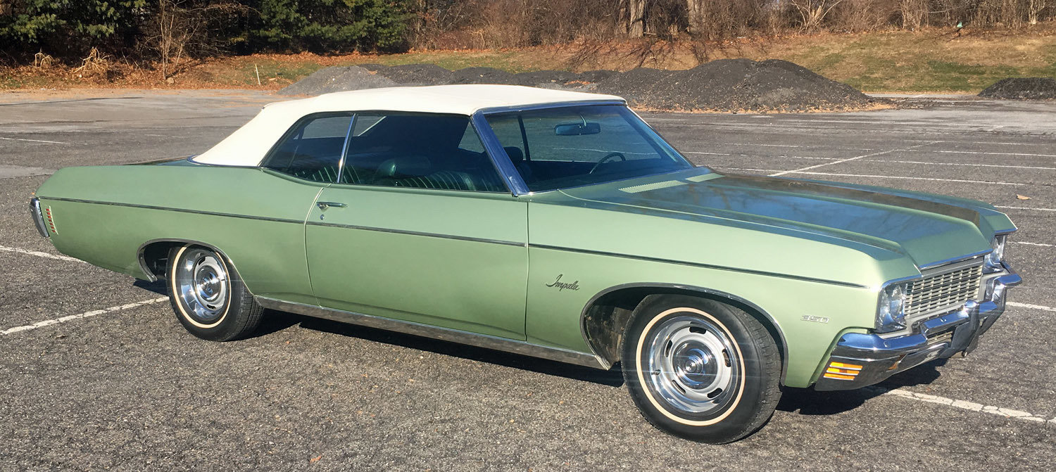 All Chevy chevy 1970 : 1970 Chevrolet Impala | Connors Motorcar Company