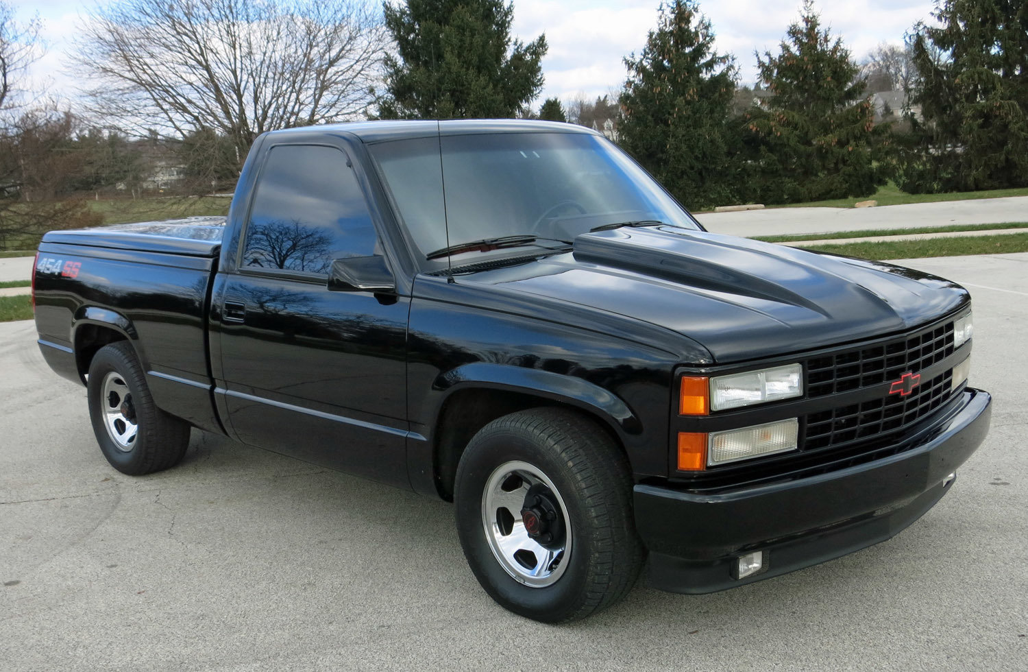 1990 chevrolet 454 ss silverado connors motorcar company. Black Bedroom Furniture Sets. Home Design Ideas