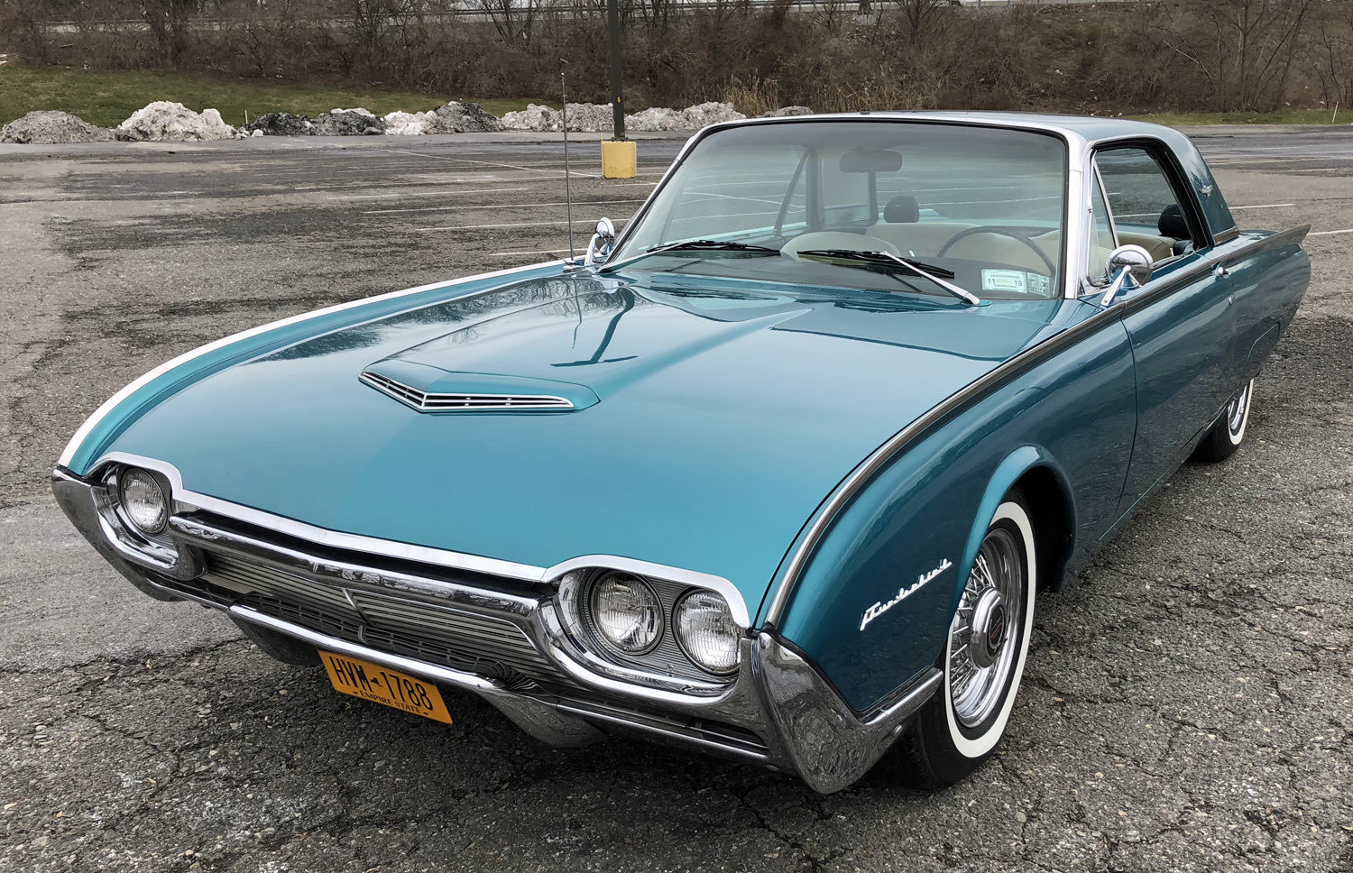 1961 Ford Thunderbird For Sale  83079