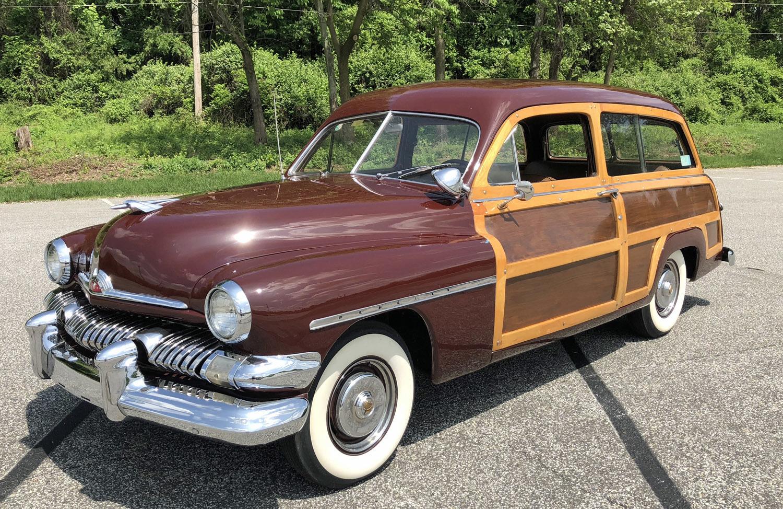 1951 Mercury 1CM