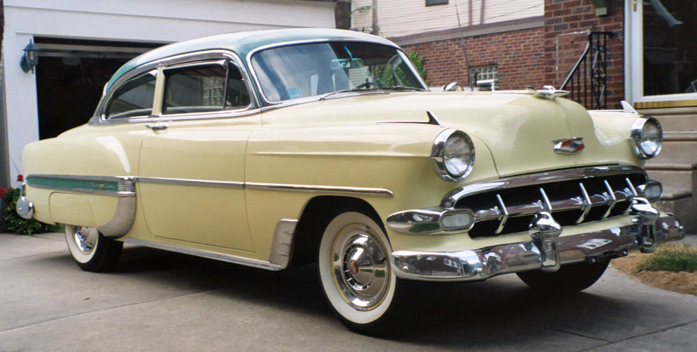 1954 Chevrolet Bel Air | Connors Motorcar Company