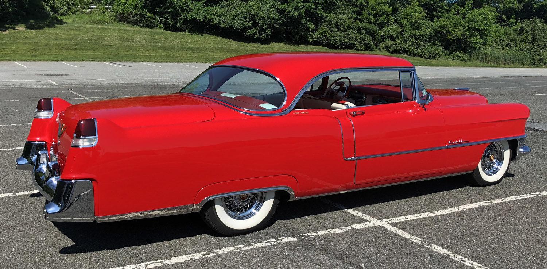 1955 Cadillac Coupe Deville For Sale 89739 Mcg